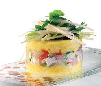 Lomo en salsa de hongos